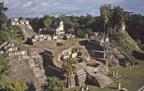 Collapse of the Maya Civilization: The Maya Deforested Themselves ...
