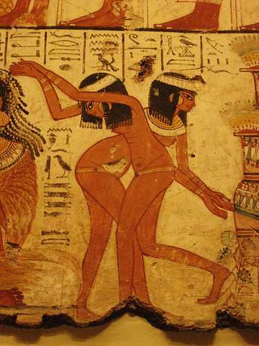 Love and Sex in Ancient Egypt: Racy Poems From the Amarna Era