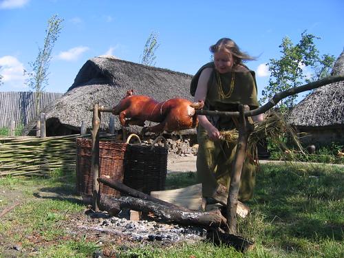 iron age food