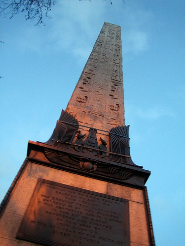 Egyptian Obelisk - Cleopatra's Needle - 3500 years old