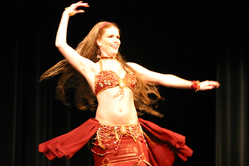 Belly Dancing - does it lead us to Ancient Egypt? Image Credit - Andrew Hecht.