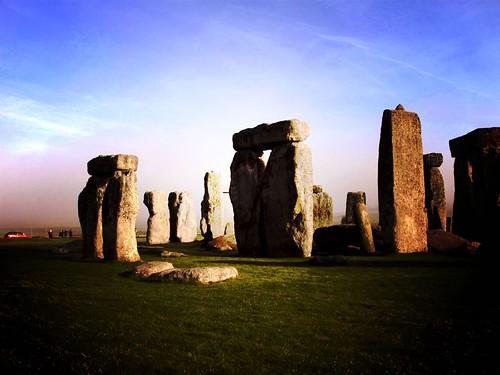 Stonehenge Lomo