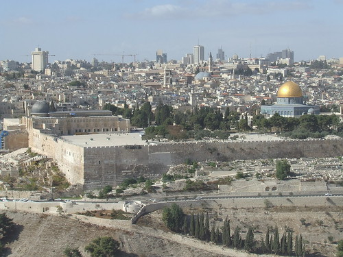 View of Temple Mount
