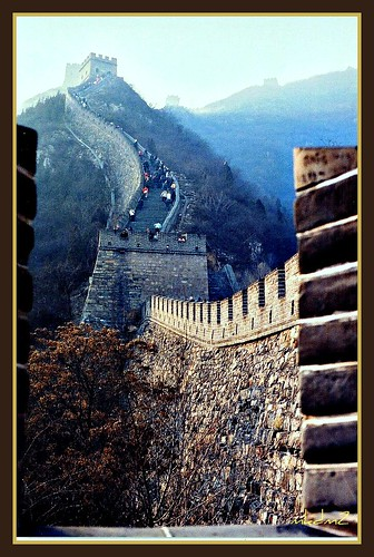 Great Wall of China - Bandaling
