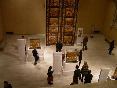 Gates of Paradise, Lorenzo Ghiberti's baptistry doors