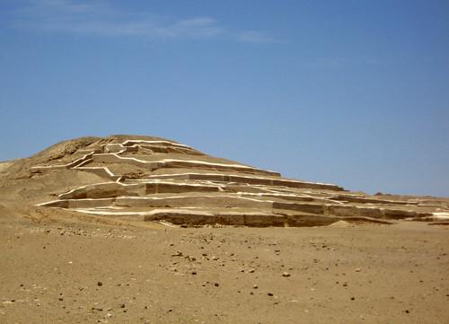 Cahuachi, nr Nazca, Peru