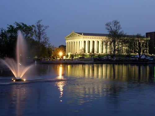 Replica of the Parthenon, Nashville, Tennessee