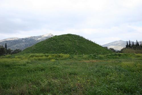 Athenians' burial mound