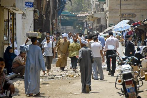 Main Street of Khan EL Khalili Bazaar #2