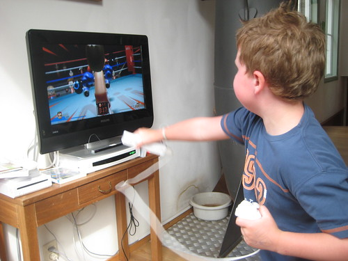 The Nintendo Wii has spawned a whole new generation of computer gaming kids. Image Credit - Ianus Keller.