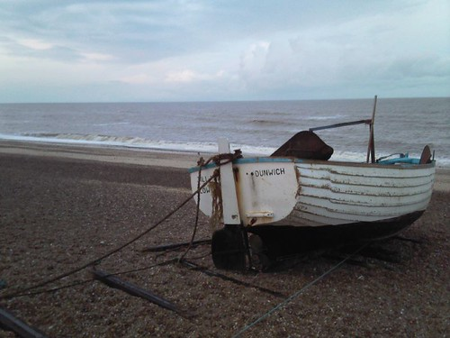 Dunwich Beach, Suffolk