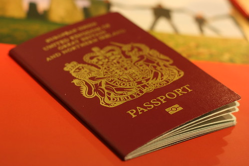 Passports are worth a lot of money on the black market, and tourists are targetted.