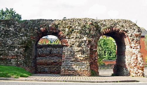 The Balkerne Gate, Colchester