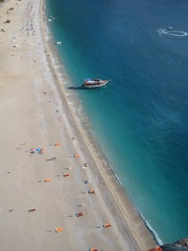 Oludeniz beach, near Fethiye