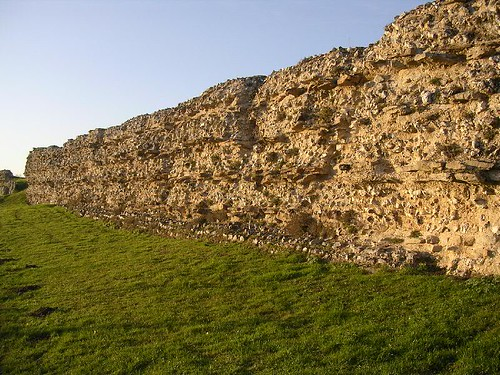Silchester wall walk: 44