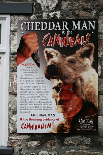 Cannibals in the cave