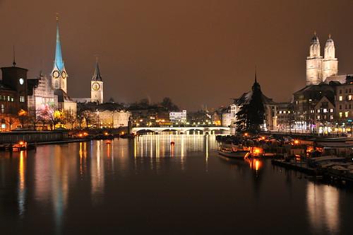 Zurich, Switzerland. Image Credit - Juan Rubiano.