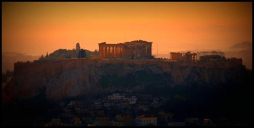 Acropolis view, Athens. Image Credits - Roy Filou