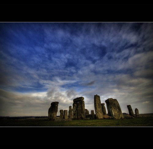 Stonehenge isn't Britain's only henge. Image Credit - David Smith