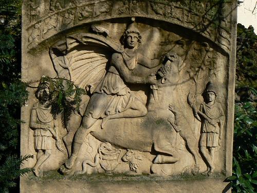 Mithras von Heddernheim