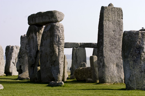 Stonehenge Close Up - Ann