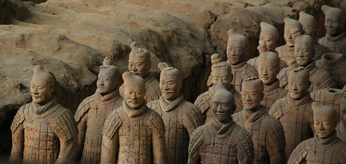 The famous Terracotta Warriors aren't the only highlight in Xi'an! Image Credit - Richard Fisher