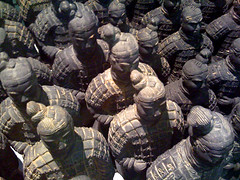 British Museum - Terracotta Army of Replicas