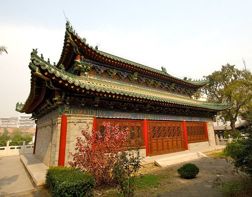 Temple of the Eight Immortals. Image Credit - yewenyi