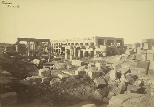 Karnak. Festival Hall