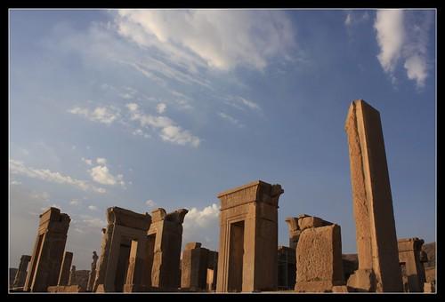 Persepolis 3 - Shiraz - Iran |   -  -