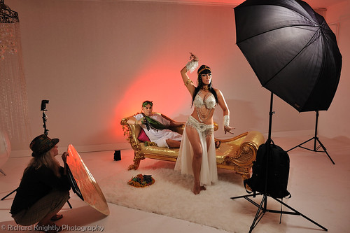 Cleopatra Setup Shot