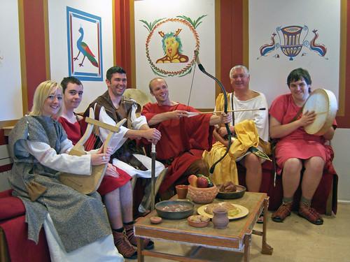 Romans in Residence
