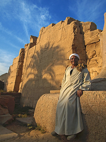 Caretaker of Karnak
