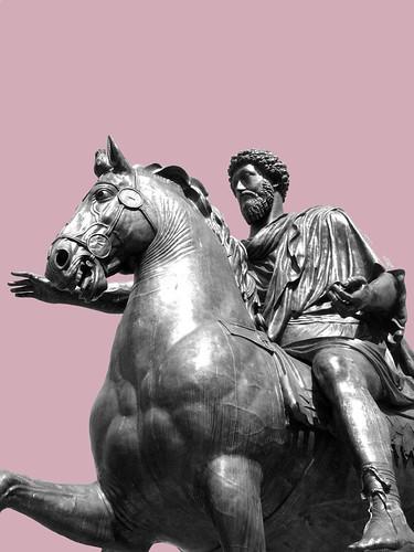 Marcus Aurelius statue, Rome