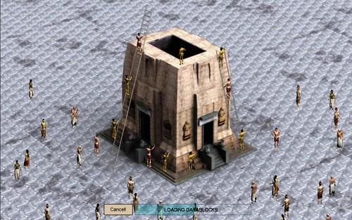 Virtual Sambor Prei Kuk - Loading the game