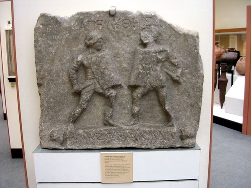 Two Female Gladiators