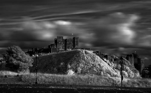 Dover Castle. Image Credit - Brian H.