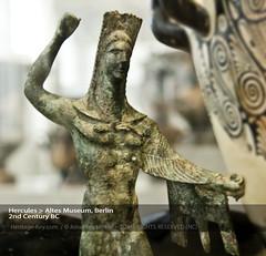 Hercules, Altes Museum, Berlin