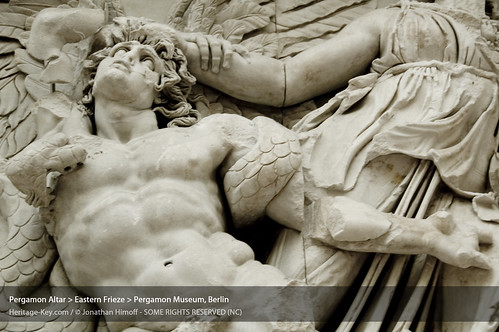 pergamon altar eastern frieze 04