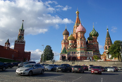 Egyptology Conference in Moscow, Day 2: Kremlin