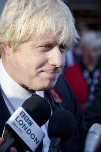 Mayor of London - Boris Johnson