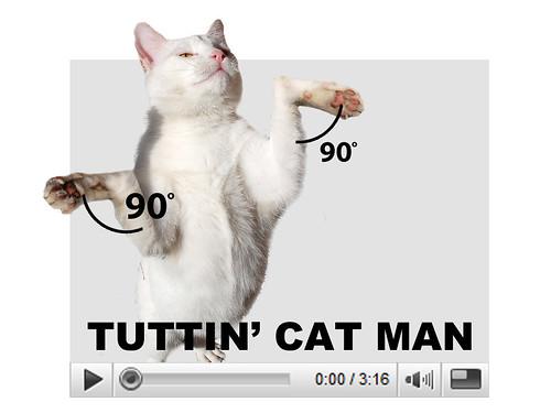 Tuttin' Cat Man - Do the King Tut