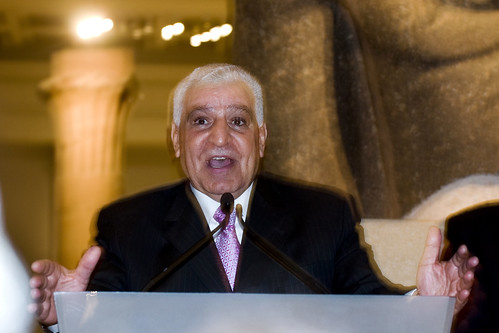 Dr. Zahi Hawass at the British Museum - Speech