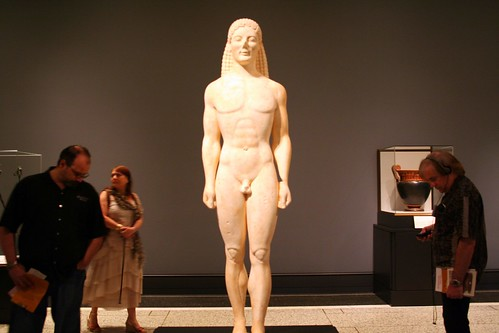 Getty Kouros