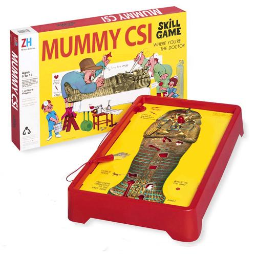 Mummy Forensics - DIY Kit