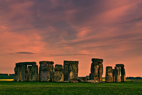 Who knows what secrets Stonehenge may still hold? Image Credit -<br /> Aditya Grandhi.