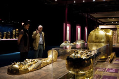 Tutankhamun's Treasures - Explaining how all fits together