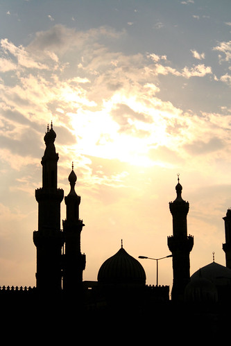 Enjoy the City of 1000 Minarets! Image Credit - Kate Andrews