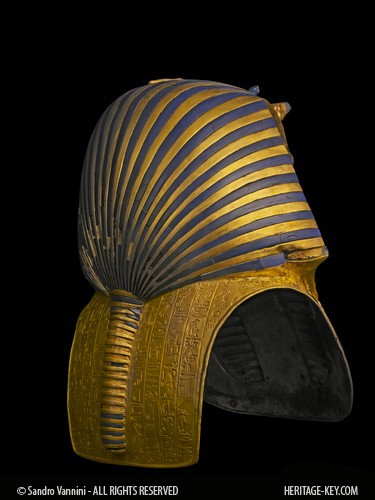 King Tutankhamun's Golden Mask