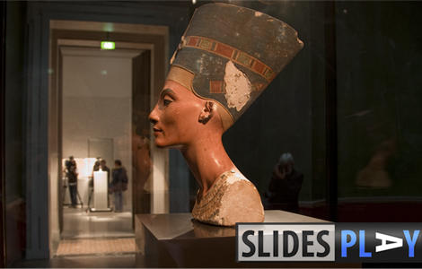 Nefertiti Bust Photo Slideshow